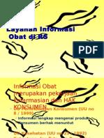 Layanan Informasi Obat Di Rs