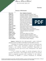 Embargos de Declaração. Direito Do Trabalho 1