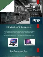 computer history