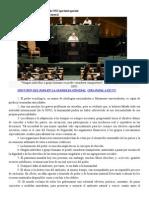 Veinte Frases de Francisco en La ONU Que Tenés Que Leer