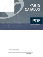 Euro IV BS120CN Chassis Parts Catalog