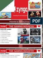 Zynga - Analysis of Strategy