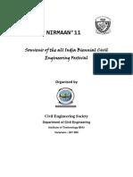 Souvenir for E-Proceedings IITBHU