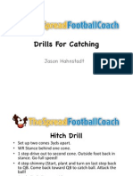 Top 3 Catching Drills