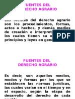 Fuentesformalesdelderechoagrario 131027181840 Phpapp02 (1)