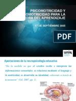 PSICOMOTRICIDAD+Y+NEUROMOTRICIDAD PARA EL APRENDIZAJE