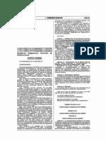 Modifican RNE - DS N°005-2014-VIVIENDA - El Peruano