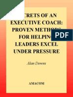 [Alan Downs] Secrets of an Executive Coach Proven
