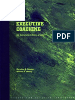 [Christina, A. Douglas, William, H. Morley] Executive Coaching Annoted Bibliography