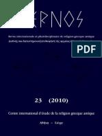 Christiane Polis Religion Kern Os 2010