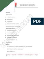 GL-PR-CL Ver 00 Procedimiento de Compras