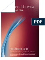 condizioni di licenza freshflah 2016