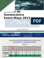 Geomecanica Mayo 2013