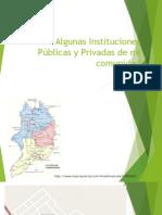 Instituciones Publicas y Privadas de Ciudad Neily