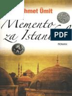 Ahmet Ümit - Memento Za Istanbul