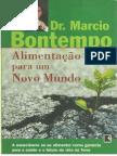 Marcio Bontempo - Alimentaçao Para Um Novo Mundo