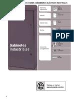 Gabinetes Industriales y Accesorios LEGRAND SEDENA