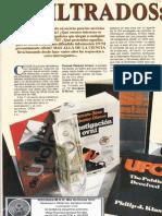 Infiltrados. Ufologos a Sueldo R-006 Nº096 - Mas Alla de La Ciencia - Vicufo2