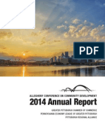 Allegheny Conference – 2014 Annual Report