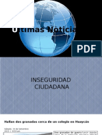 Noticias Actualidad Perú
