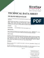 Siroflex SX Foam TDS.pdf