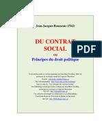 Contrat_social - Rousseau