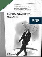 Representaciones Sociales (Eudeba)  2002