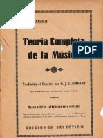 Teoria Completa de La Música a. Danhauser