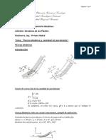 Fuerza Dinámica (mecánica de los fluidos)