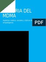 historia del mdma y otros relatos