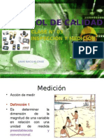 Clase 03. Control de Calidad Medicion 2015
