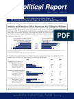 AEI Political Report — Insiders and outsiders