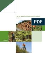 The UK Woodland Assurance Standard