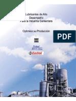 Lubricantes de Alto Desempeño Para La Industria Cementera