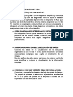 Caracteristicas de Visio BLOG Act8 s1