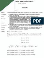 JLAG-Entrastes Medidas Progresion Geometrica