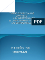 Diseño de Mezclas UDEP