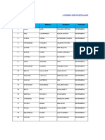 Listado Final Enfermeria 2015 2