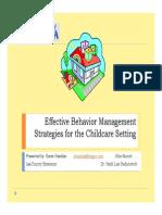 Behavior Management Childcare Training (2)