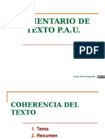 elcomentariodetextopaucompleto-100930161227-phpapp02