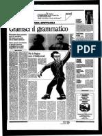 Renzo Martinelli Gramsci il grammatico