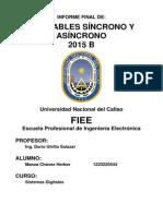 Laboratorio 1 - Biestables Síncronos y Asíncronos - Scribd