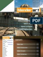 BlenderArt Magazine - 23 - Epic Fantasy