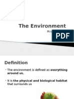 the environment-6form