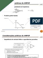 OpAmp presentation (portuguese)