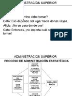Administracion Superior