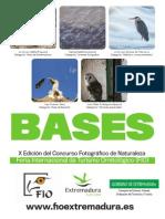 Bases del Concurso FIO 2015
