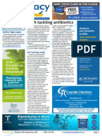 Pharmacy Daily for Tue 29 Sep 2015 - EMA tackling antibiotics, HIV testing, Interprofessional education, ATO reminder AMPERSAND much more