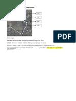 Ukuran Sebenarnya Lapangan Rampal