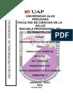 Victor REy-MEdicina Anafilaxia y Diabetes REal